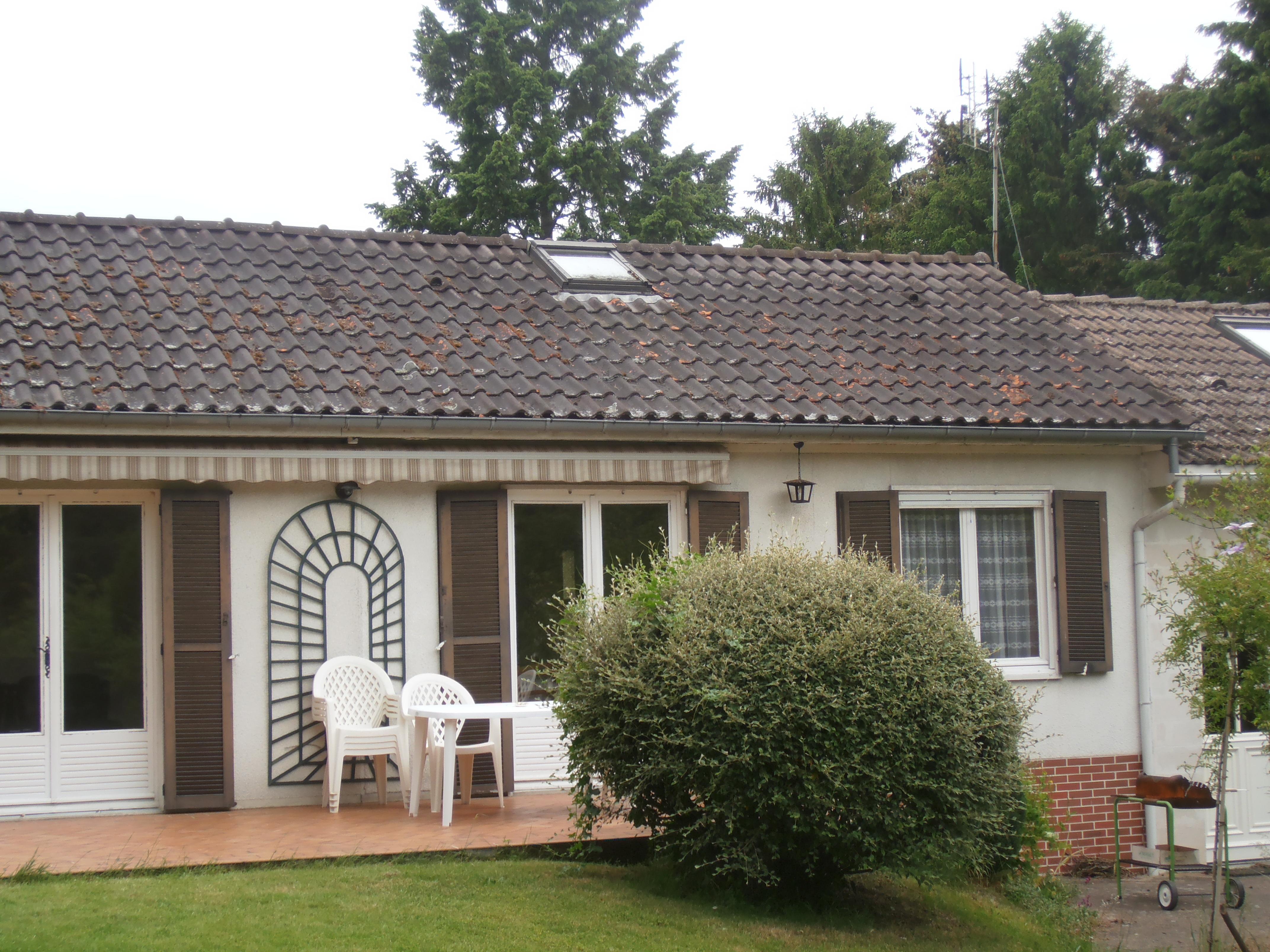 La maison de l'orée du bois